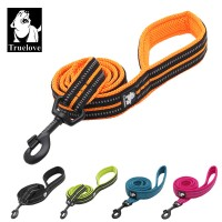 Soft Padded Mesh Dog Leash 3M Reflective 2m long