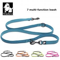Multi-Function 7 in 1 Adjustable Dog Leash.