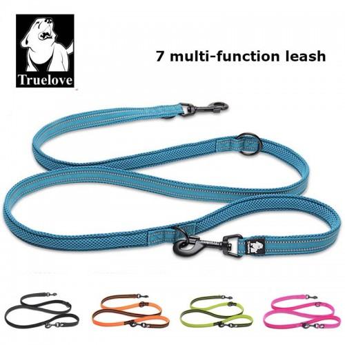 Multi-Function 7 in 1 Adjustable Dog Leash.